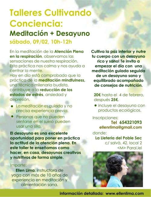 meditació+esmorzar 09/02/13