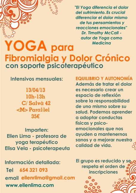 ioga per fibromialgia