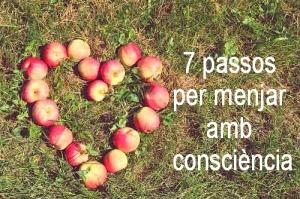 menjar conscient 7 passos